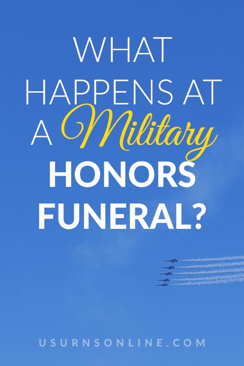 What Happens at a Military Honors Funeral?