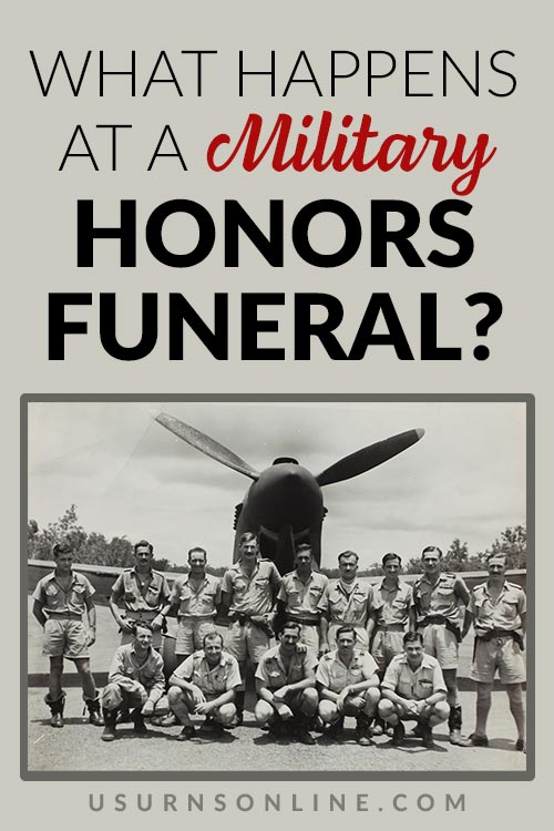 Military Honors Funeral
