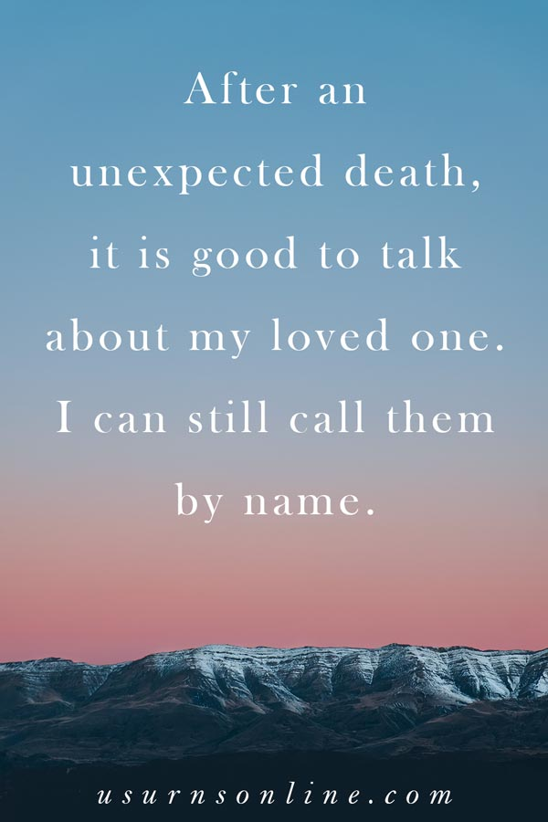 Quotes of Comfort After Death of a Loved One