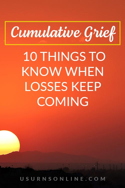 What is Cumulative Grief?