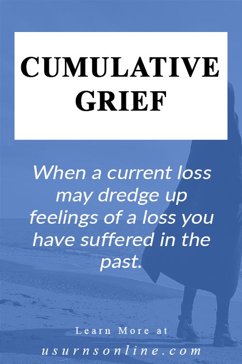 Definition of Cumulative Grief