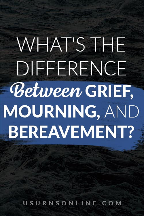 Grief, Mourning, and Bereavement