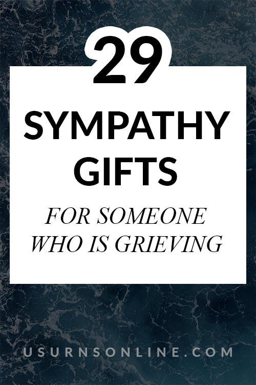 29 Sympathy Gifts