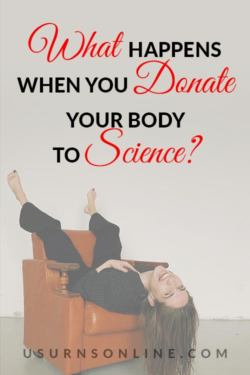 What Happens When You Donate Your Body for Science