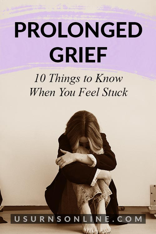 What is Prolong Grief?