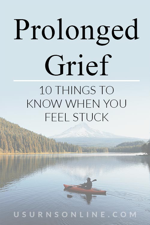 What is Prolonged Grief