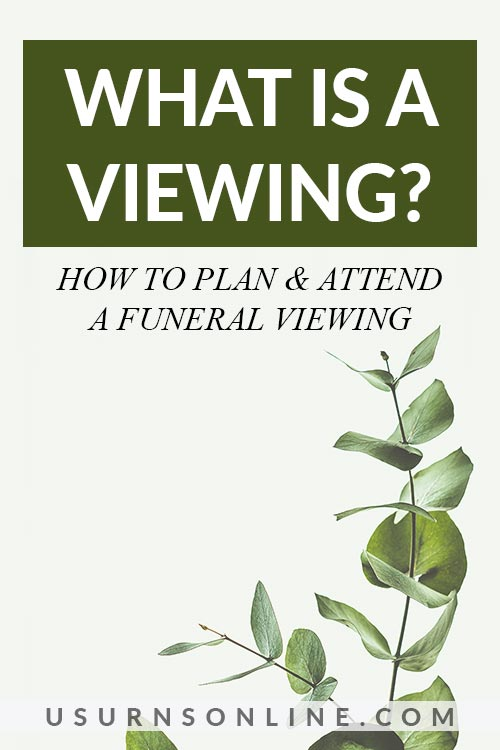 How to Plan a Viewing