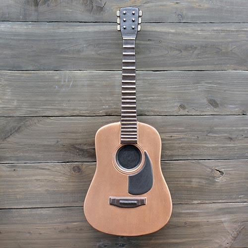 Wall Mounted Guitar Urn