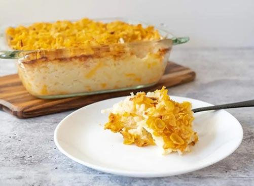 Anna in the Kitchen's Funeral Potato Recipe
