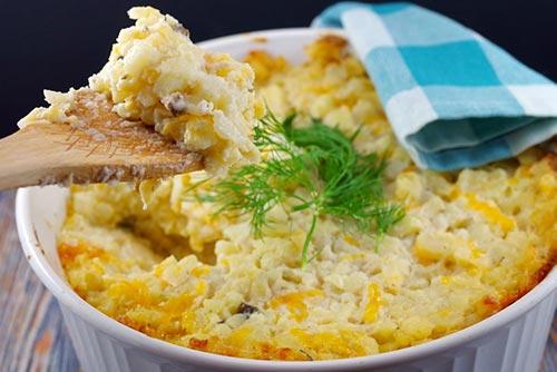Food Meandering's Funeral Potato Recipe