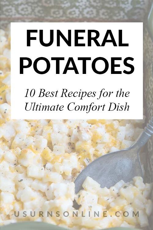 10 Best Funeral Potatoes