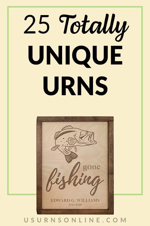 Unique and Creative Urns