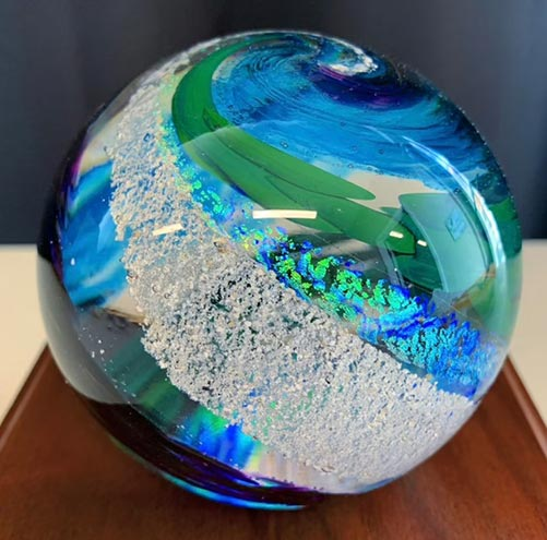 Glass Urn Keepsake