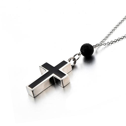 Cremation Necklace: Essential Oil Diffuser