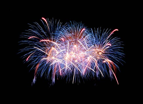 What to Do with Ashes: Fireworks