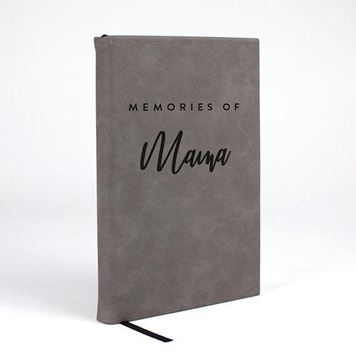 Memorial Journals
