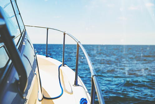 What to Do With Ashes: Scattering at Sea