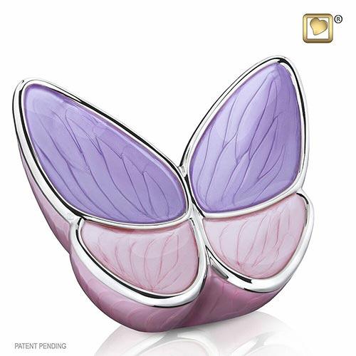 Beautiful Urns: Butterfly Wings