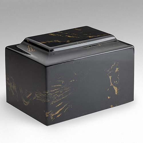 Elegant and Sleek Cultured Marble Urns