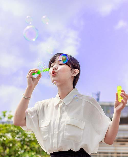 Bubble Release