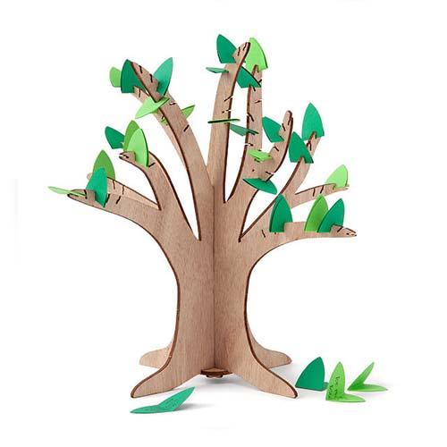 Tree Memories for Memorial Services