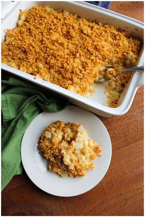 Funeral Potatoes with a Twist